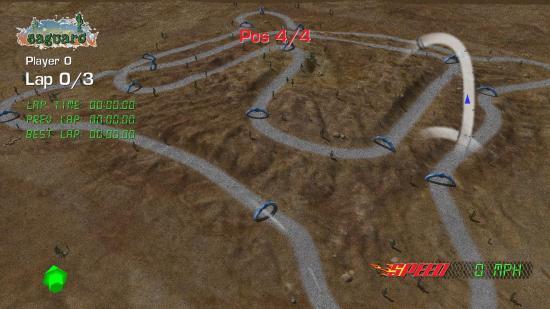 Track Saguaro